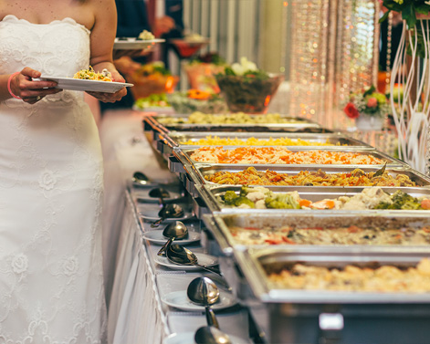 Wedding Catering Services Canton MI - Catering By Kevin - wedding2